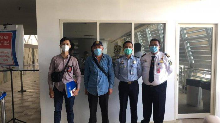 Lewati Batas Izin Tinggal, WNA Asal Turki Dideportasi Kantor Imigrasi Kelas I Khusus TPI Surabaya