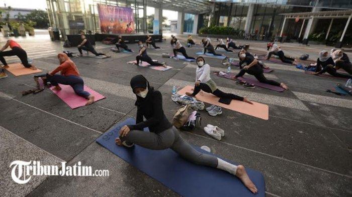 Mengatasi GERD dengan Rangkaian Olahraga Yoga, Gerakan Chikung Memperkuat Limpa dan Lambung