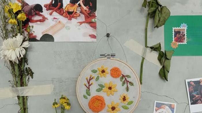 Heart Made Wadahi Emosi dan Impian Teman-teman di Pondok Hayat Surabaya Lewat Seni