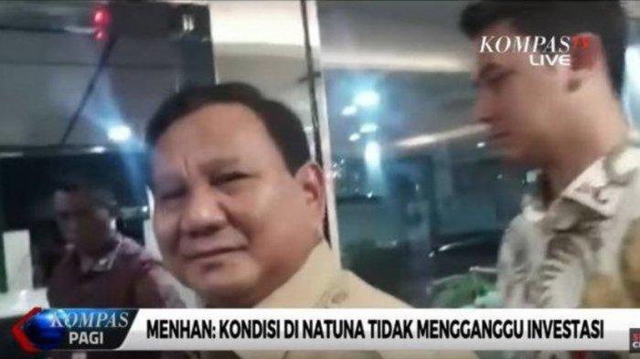Bocor Obrolan Prabowo & Menhan China saat Masa Genting Laut China Selatan, Singgung Kekuatan Militer