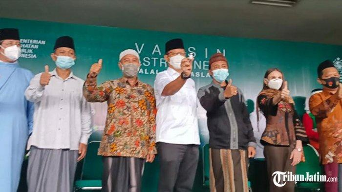 Ketua PWNU Jatim Ungkap Efek Usai Vaksinasi Covid-19, Menkes: Tujuannya Kekebalan Komunal