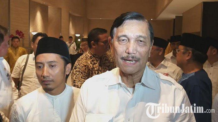 Menko Luhut Ungkap Negara-Negara Besar Ucapi Selamat untuk Indonesia, Sebut Pemilu Terbaik di Dunia