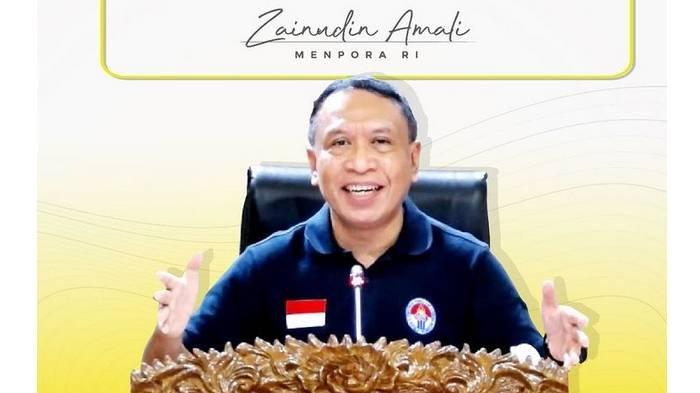 Besaran Bonus Atlet Peraih Medali di Olimpiade Tokyo 2020, Menpora Zainudin: Nanti Diumumkan Jokowi