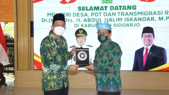 Gus Halim Berharap Pendataan Berbasis SDGs Rampung Bulan Juni