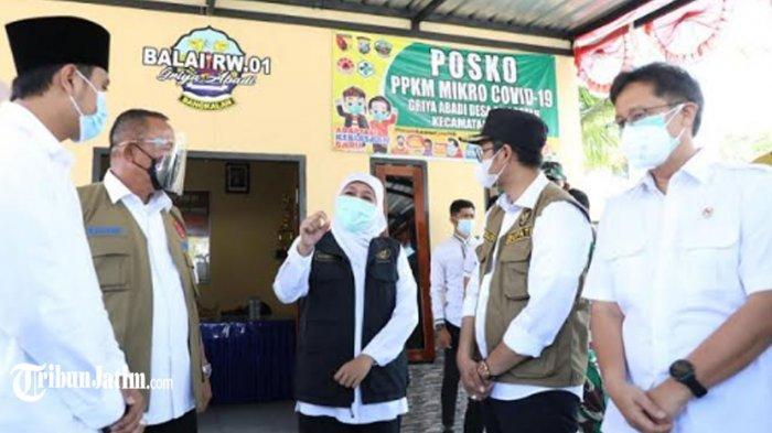 Menkes Siap Bantu Penanganan Lonjakan Covid-19 di Bangkalan, Akan Drop 30 Ribu Vaksin dan Nakes