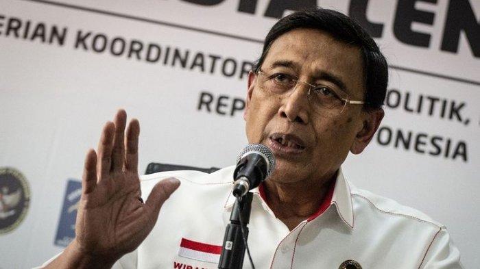 KRONOLOGI AKSI 22 MEI, Wiranto Sebut Dalang Aksi 22 Mei akan Ditindak Tegas Secara Hukum