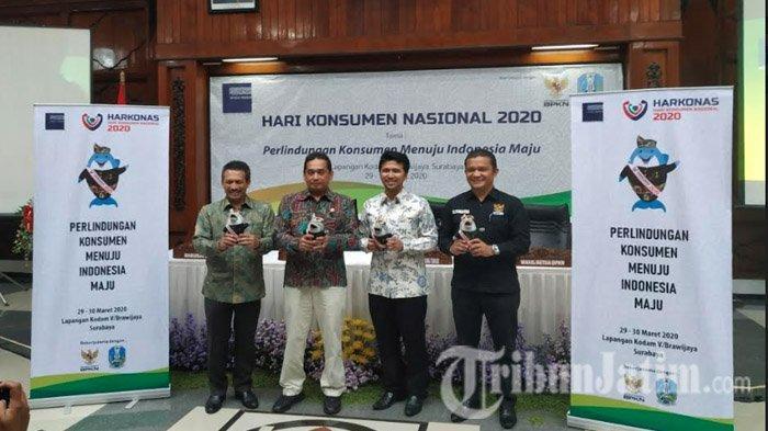 Presiden Jokowi Bakal Hadiri Puncak Peringatan Hari Konsumen Nasional 2020 di Surabaya