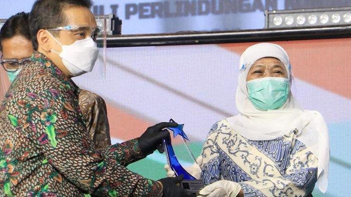 Terima Penghargaan Kemendag, Jawa Timur Jadi Provinsi Terbaik yang Peduli Perlindungan Konsumen