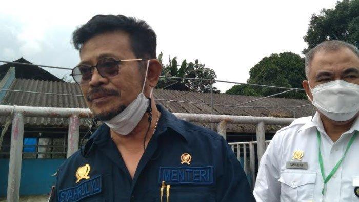 Kunjungi BBIB Singosari, Menteri Pertanian Bertekad Pacu Ekspor Sperma Sapi