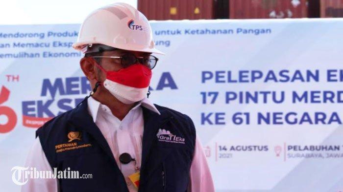 Kementan Gelar Merdeka Ekspor, Jawa Timur Berkontribusi Sumbang Rp 1,3 Triliun