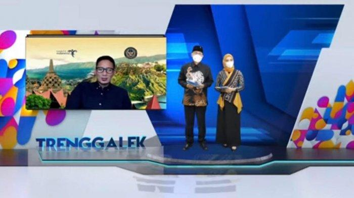 Dorong Pelaku Usaha Bangkit di Tengah Pandemi Covid-19, Menteri Sandiaga Uno: Berani Ambil Risiko