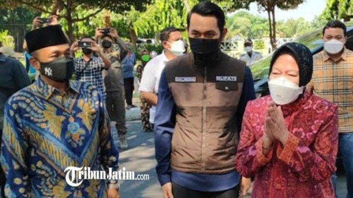 Mensos Risma Kaget Tahu Harga Beras BPNT di Kabupaten Tuban: Mestinya Paling Mahal Rp 10 Ribu