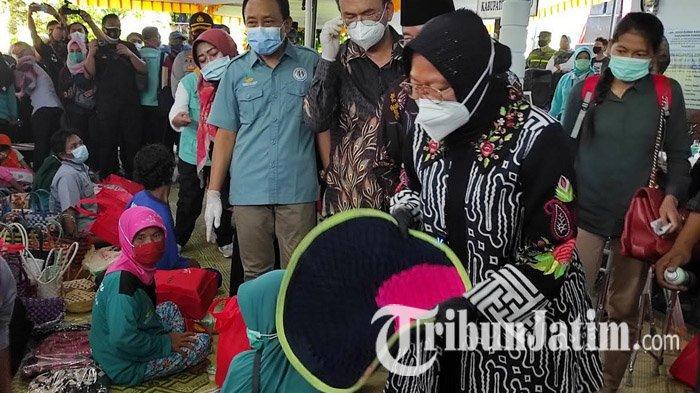 Beri Perhatian ABK dan Lansia di Ponorogo, Mensos Risma Tak Mau Bantuan Sampai Terputus