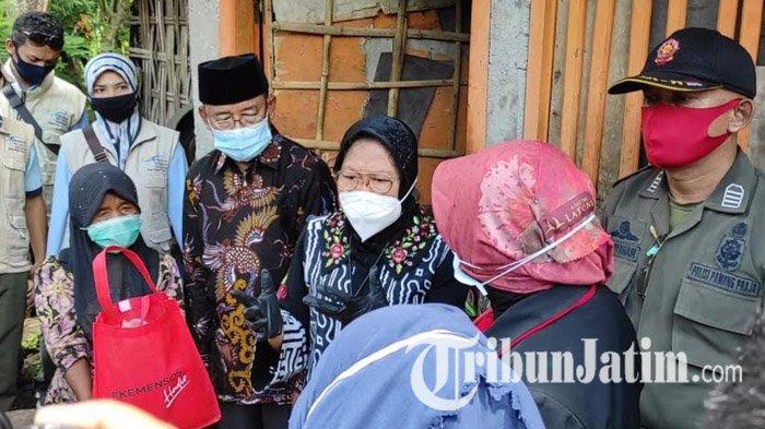 Kunjungi Ponorogo, Mensos Risma Bawa Oleh-oleh Khas Dolly Surabaya, Beri Wejangan Manfaatkan Potensi