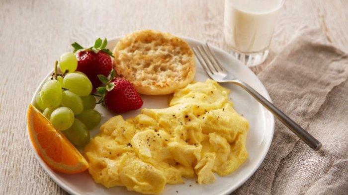 4 Menu Sarapan yang Perlu Dihindari saat Diet, Cepat Kenyang tapi Berat Badan Justru Bertambah