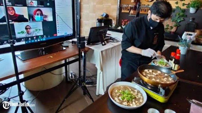 Resep Mun Tofu Ala Chef Ottimmo Internasional, Menu Sehat Dorong Nasfsu Makan Penderita TBC