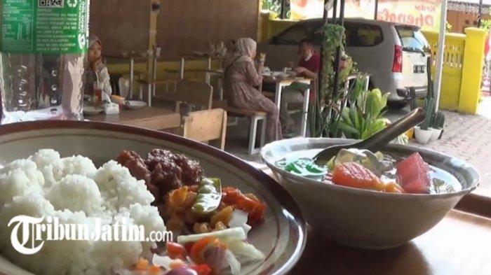 Sajikan Menu Resepsi Pengantin Jawa, Warung Ny Suswandari Magetan Raup Omzet Puluhan Juta Rupiah