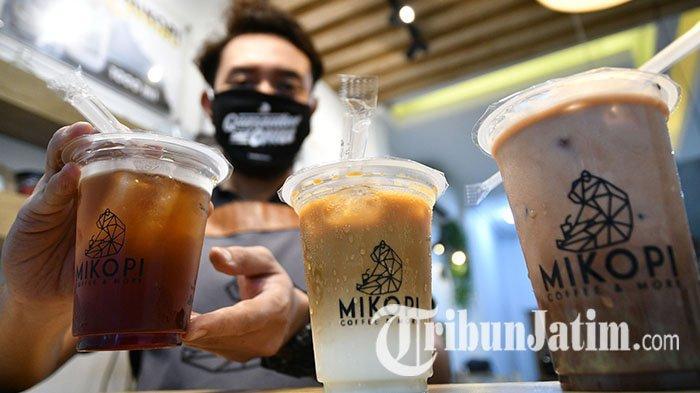 Menyeruput Kopi di Kedai Mikopi Surabaya, Ada Menu Kopi Rasa Buah yang Beri Sensasi Segar