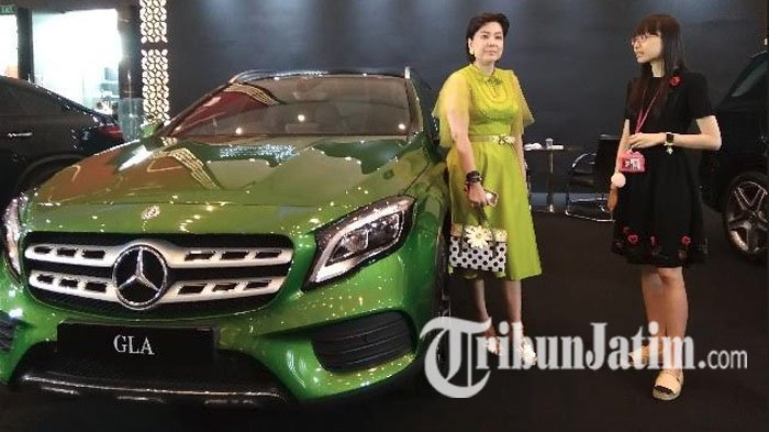 GIIAS Surabaya 2018 - SUV Mercedes-Benz Limited Edition Dipamerkan
