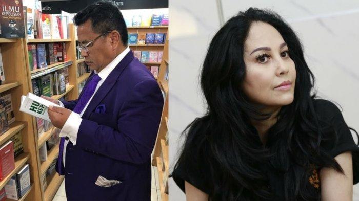 Akhir Cinta Terlarang Hotman & Meriam Bellina Diwarnai Momen Pilu, Kini si Artis Hidup Beda: Bahagia