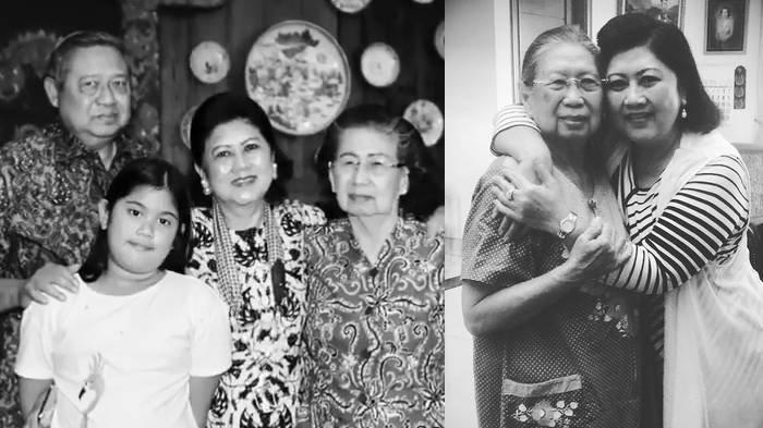Sosok Ibu Ageng, Mertua SBY yang Meninggal, Annisa Pohan Bagikan Video Kenangan: Bersama Selamanya
