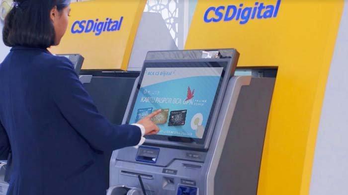 Mesin CS Digital BCA dan Halo BCA Tanpa Pulsa Jadi Layanan Perbankan Digital Jaman Now