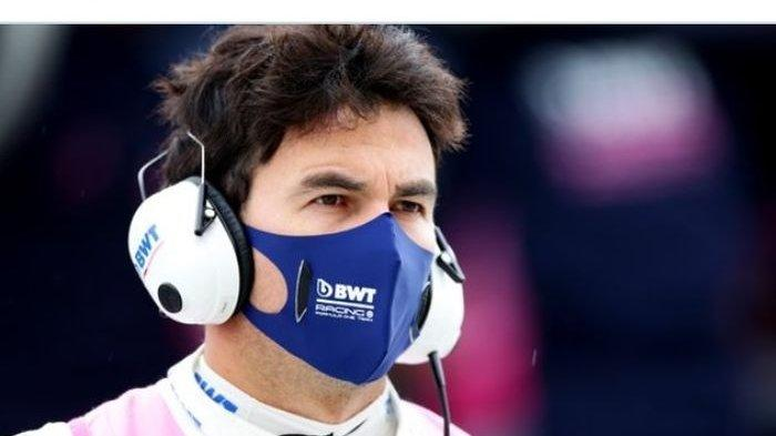 Masa Depan Sergio Perez masih Samar, Meski Juara di Balapan F1 GP Sakhir 2020