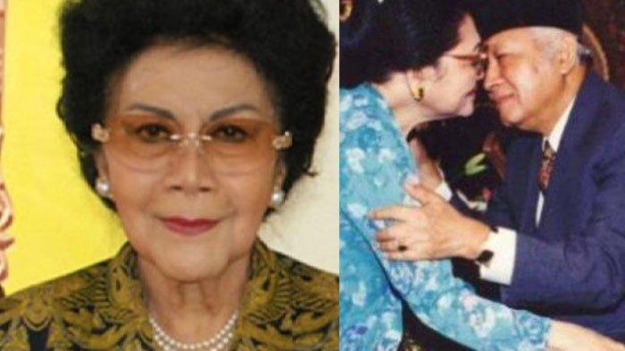 Mien Sugandhi Pernah Kuak Pesan Terakhir Tien Soeharto Sebelum Wafat, Awalnya Tak Digubris Orang