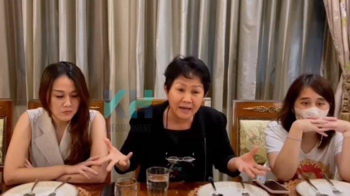 Ibu Mikha Murka Putrinya Dituding Selingkuh dengan Hotma Sitompul, Sikap Bams Disinggung, 'Terpukul'