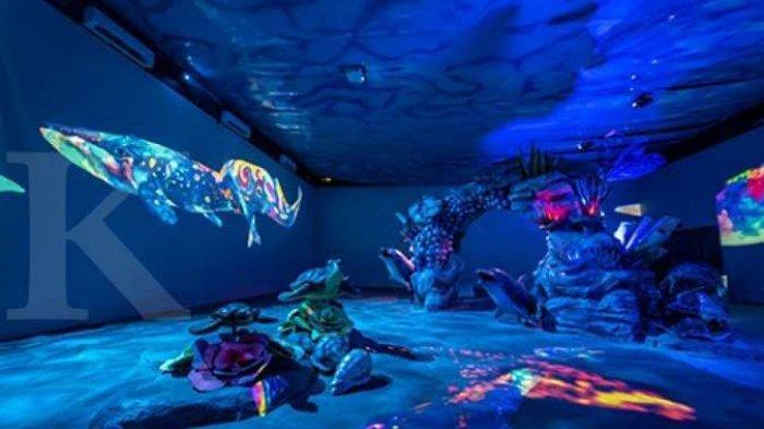 Harga Tiket Masuk Milenial Glow Garden, Wisata Instagramable di Jatim Park 3, Ada Spot 'Frozen Area'