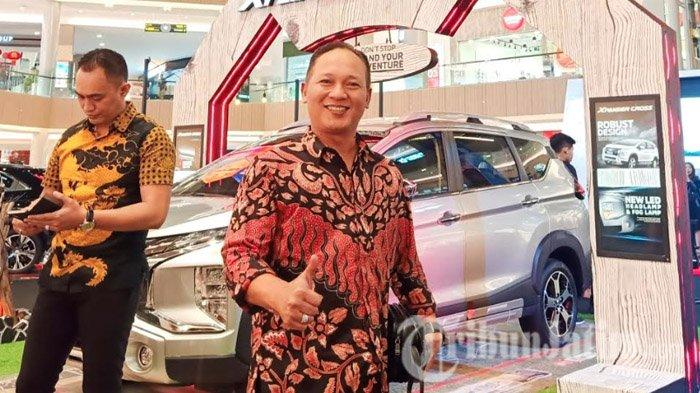 Sun Star Motor Kenjeran Optimistis Raih 35 SPK di Pameran Mitsubishi Motors Auto Show