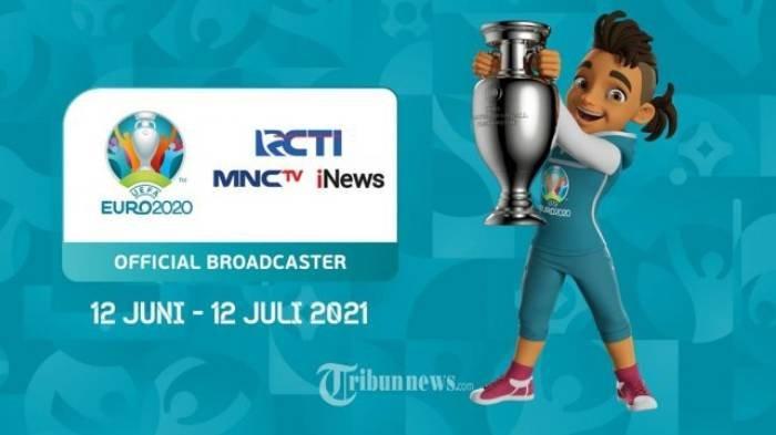 Cara Menonton Siaran Langsung Euro 2020 di RCTI hingga iNews TV, Ini Cara Berlangganan Mola TV di HP