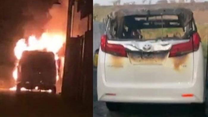 Warga Sebut Pelaku Pembakar Mobil Via Vallen 3 Hari Mondar-mandir di Rumah, Polisi Temukan 'Jenglot'