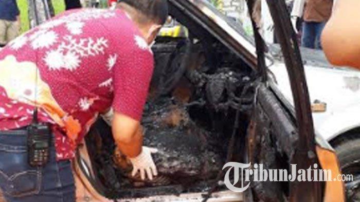 BREAKING NEWS -  2 Anak di Pasuruan Meninggal Terbakar di Dalam Mobil Orangtuanya