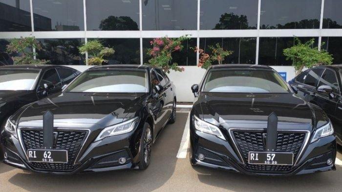 Mobil Dinas Baru Menteri Jokowi Harganya Rp1,5 M, Bandingkan dengan Kendaraan di Era SBY
