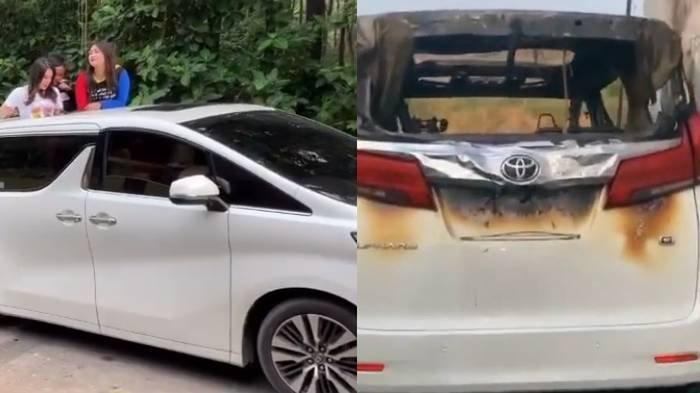 Ulah Aneh Pelaku Pembakar Mobil Via Vallen saat Diperiksa Polisi: Pura-pura Gila, Jawabnya Ngelantur