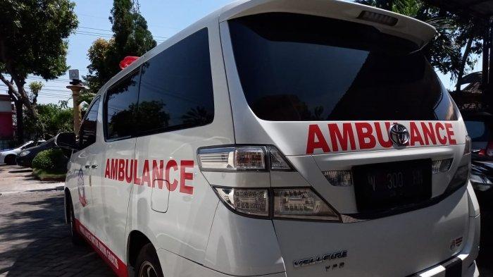Toyota Vellfire Disulap Jadi Ambulans Penanganan Covid-19 di Gresik