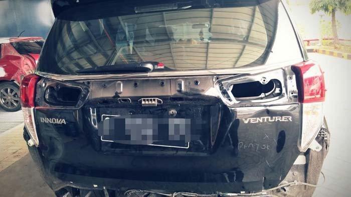 Belasan Mobil Warga Kampung Miliarder Tuban Rusak Akibat Kecelakaan, Pemilik Belum Mahir Nyetir
