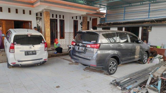 Mobil yang dibeli oleh warga Jenu, Tuban