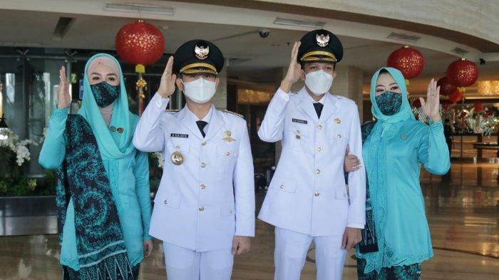 Mas Ipin-Syah Beberkan Program Andalan Setelah Dilantik Jadi Bupati-Wakil Bupati Trenggalek