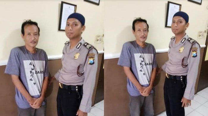 Pelaku Penggelapan yang Ditangkap Polsek Sukomanunggal Mengaku Uang Hasil Kejahatannya untuk Berobat