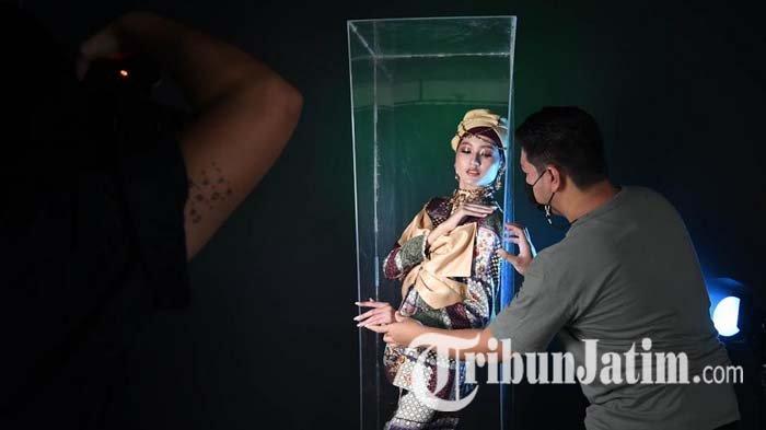 Steal Magazine Look, The Shot Team Kreasikan Pemotretan Edisi Ramadan 2021