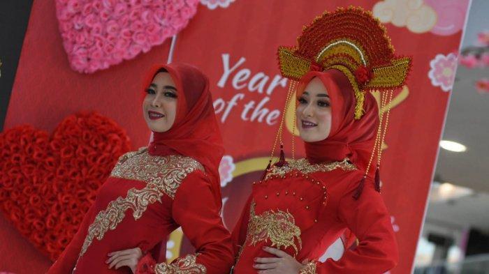 Kenalkan Budaya Chinese New Year Lewat Imlek Fashion Competition di Lenmarc Mall Surabaya
