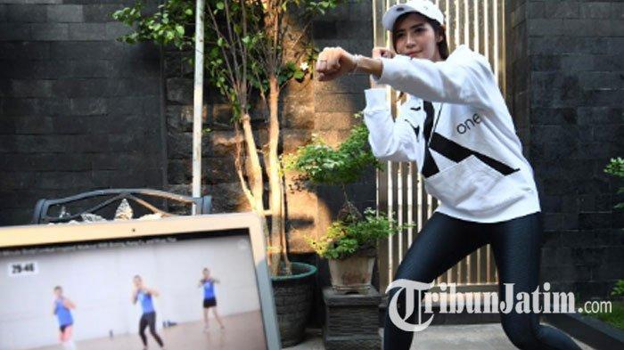 NEWS VIDEO - Tips Model Nunky Putri Jaga Penampilan saat Pandemi, Lakukan Ini di Rumah: Tiap Jam 10