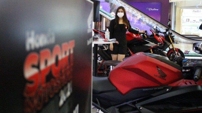CBR150R Laris Manis di Gelaran Honda Sport Motoshow, MPM: Desain Ala Big Bike Penyebabnya