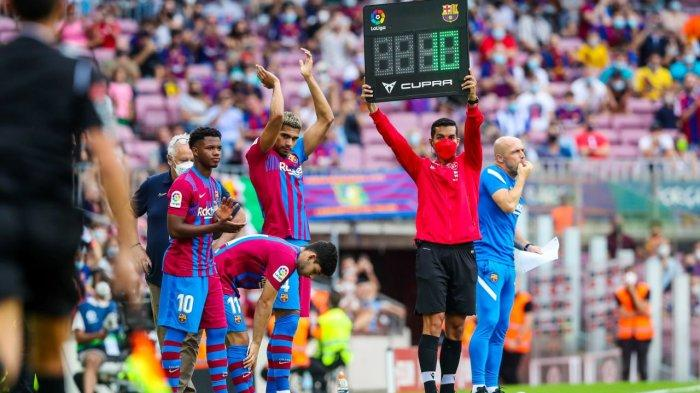 Comeback Brilian, Penerus Lionel Messi Cuma Butuh 10 Menit untuk Cetak Gol Usai Cedera 10 Bulan
