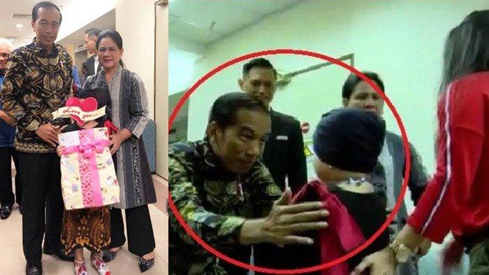 Sederet Respons Artis Lihat Momen Anak Denada Dijenguk Jokowi, Doa Gisella Dapat Likes Terbanyak