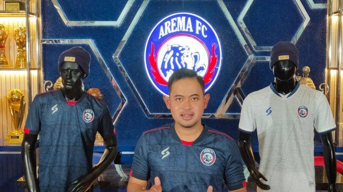 Mantap! Penjualan Jersey Home Arema FC 2021 Hampir Tembus 1.000 Pcs