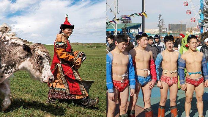 5 Fakta Menarik Mongolia Negara Tertua Di Dunia Yang Temukan Es Krim Dan Ibukotanya Sering Pindah Halaman All Tribun Jatim