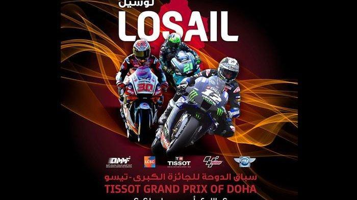 Starting Grid MotoGP Doha 2021 - Martin Pole, Rossi Merana, Sang Adik Melejit, Duel Ducati Vs Yamaha